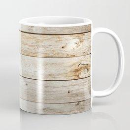 Rustic Barn Board Wood Plank Texture Coffee Mug