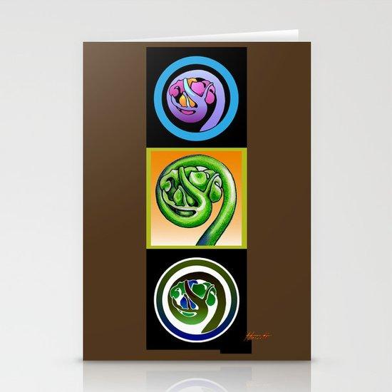 Koru Mania Stationery Cards