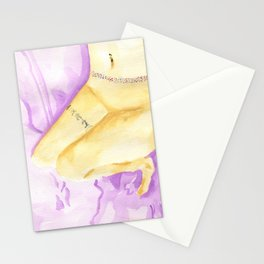 Baby's Legs Stationery Cards