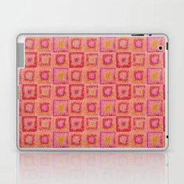 Circle in A Square Laptop & iPad Skin