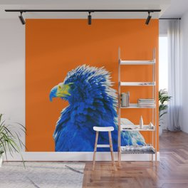 Plucky plumage Wall Mural