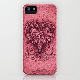 Be Mine iPhone Case
