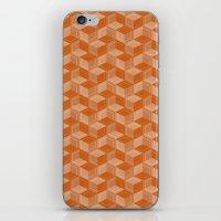 escher iPhone & iPod Skins featuring Escher #002 by rob art | simple