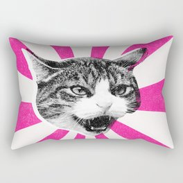 This Pussy Grabs Back Rectangular Pillow