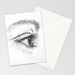 Eye yi yi Stationery Cards