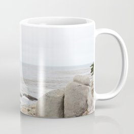 Dead Cypress At Pebble Beach Coffee Mug