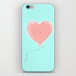Happy Heart iPhone Skin