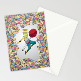 Monte Carlo #2 Stationery Cards