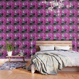 Pink Oleander Bunch Wallpaper
