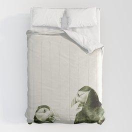 Monochrome - Conversations Comforters