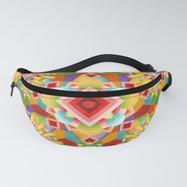 Art Deco Circus Fanny Pack