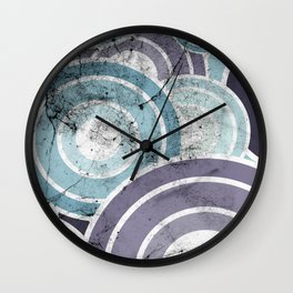 very retro Wall Clock