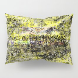 Burning Down the Concept of Heaven Pillow Sham