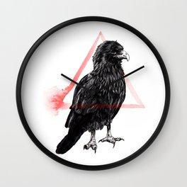 Scavenger II - Forage Wall Clock