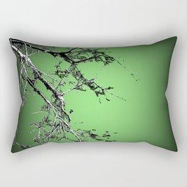 Glowin tree Rectangular Pillow