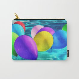 Balloon Pool Party Carry-All Pouch