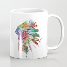 Headdress Coffee Mug