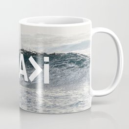 SEA>i  |  The Wave Coffee Mug