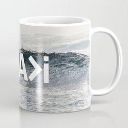 SEA>i  |  The Wave Coffee Mug