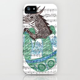Hatchling  (Dragon) iPhone Case
