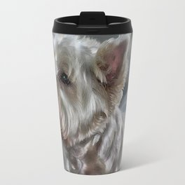 Westie Love Travel Mug