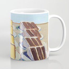 Classical Masterpiece Cake Rows, 1920 Coffee Mug