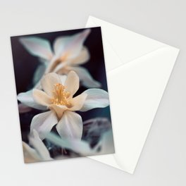 Fairytale Columbines Stationery Cards