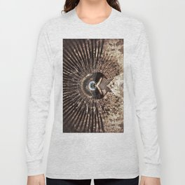 Geometric Art - WITHERED Long Sleeve T-shirt