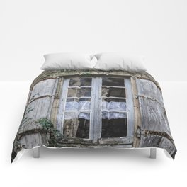 Old Window Comforters