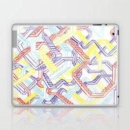 Infinit Stairs Laptop & iPad Skin