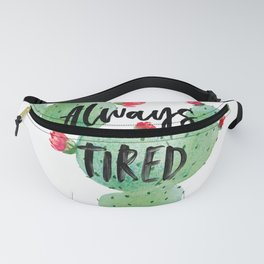 TIRED! Fanny Pack