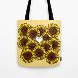Water a Flower Tote Bag