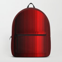 Red COlors Backpack