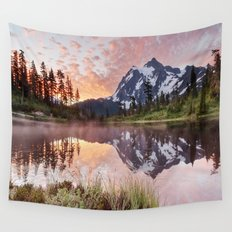 Mt Shuksan Wall Tapestry