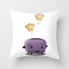Tutsi Throw Pillow