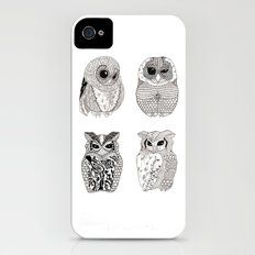 OWL Slim Case iPhone (4, 4s)