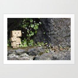 Danbo's Adventure Art Print
