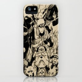 sannin legendaris iPhone Case