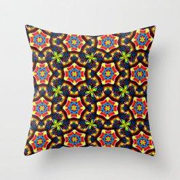 Pattern-170 Throw Pillow