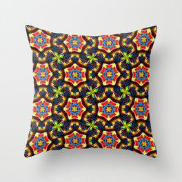 Pattern-170 Throw Pillow