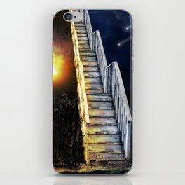 Stairway to.... u guess!  iPhone Skin