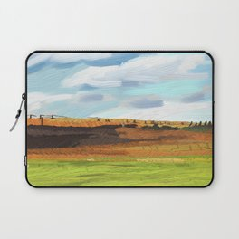 Farming Plain Laptop Sleeve