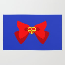Sailor Moon Crowned Heart Rug