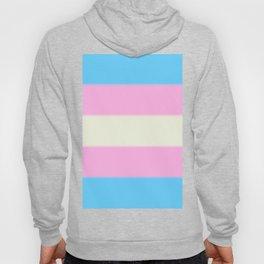 Transgender Pride Flag Hoody