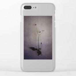 MY LUMINOSITY Clear iPhone Case