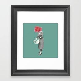 Minha Daisy Framed Art Print