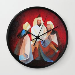 We Three Kıngs Wall Clock