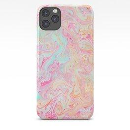 Tutti Frutti Marble iPhone Case