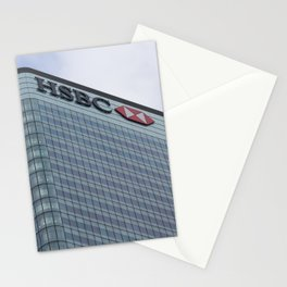 HSBC Tower London Stationery Cards
