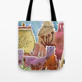 Oxford watercolor #1 Tote Bag